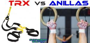 TRX vs ANILLAS