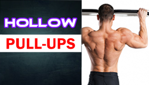Hollow Pull-ups
