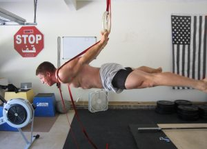 Tutorial Back Lever