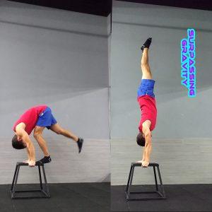6 Variaciones del Pino o Handstand